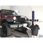 Roadmaster Direct-Connect Base Plate Kit Installation - 2014 Jeep Wrangler