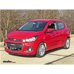 Recommended Flat Towing System For 2017 Chevy Spark With Manual Transmission | etrailer.com