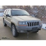 Roadmaster XL Base Plate Kit Installation - 1999 Jeep Grand Cherokee