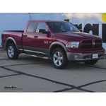 Roadmaster Tow Bar Wiring Kit Installation  - 2013 Ram 1500