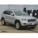 Roadmaster Tow Bar Wiring Kit Installation - 2013 Jeep Grand Cherokee