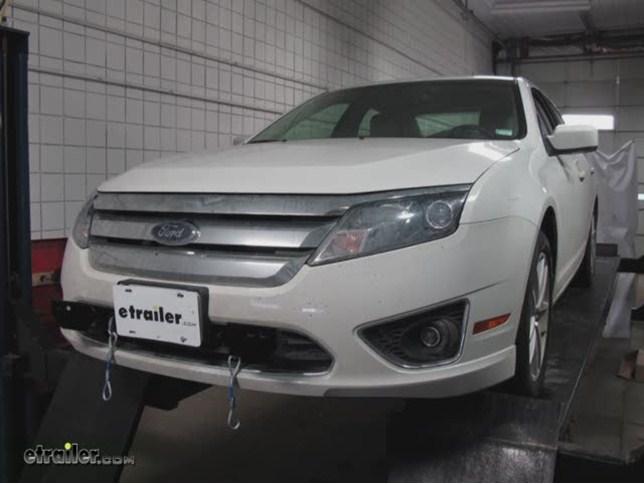 Roadmaster Base Plate Installation 2010 Ford Fusion Video Etrailer