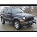 Roadmaster Base Plate Installation - 2006 Jeep Liberty