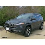 Roadmaster Battery Charge Line Kit Installation - 2016 Jeep Cherokee