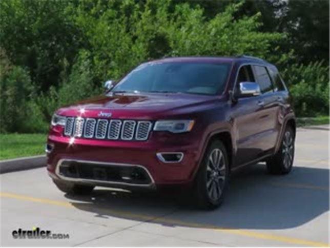 Roadmaster Battery Charge Line Kit Installation 2017 Jeep Grand Cherokee Video Etrailer