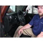 Roadmaster Automatic Battery Disconnect Installation - 2014 Jeep Wrangler