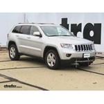 Roadmaster Even Brake Portable Braking System Installation - 2013 Jeep Grand Cherokee