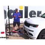 Roadmaster Even Brake Portable Braking System Installation - 2019 Jeep Grand Cherokee