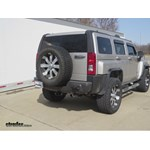 Roadmaster Tow Bar Wiring Kit Installation - 2006 Hummer H3