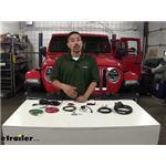 Roadmaster InvisiBrake Second Vehicle Kit Installation - 2018 Jeep JL Wrangler Unlimited