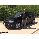Roadmaster InvisiBrake Second Vehicle Kit Installation - 2019 Chevrolet Sonic
