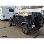 Roadmaster InvisiBrake Second Vehicle Kit Installation - 2013 Jeep Wrangler Unlimited