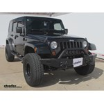 RoadMaster Stop Light Switch Kit Installation - 2008 Jeep Wrangler Unlimited