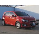 Video install roadmaster tow bar 2012 chevrolet sonic rm 522