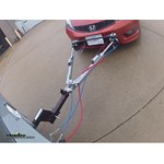 Video install roadmaster tow bar 2012 honda fit rm 576