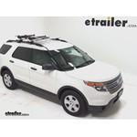 Ford Explorer Roof Rack Etrailer Com