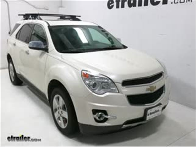 Nice Today On Our 2015 Chevrolet Equinox Weu0027re Going To Be Test Fitting The  Rocky Mount Ouray Roof Rack System Consisting Of Part Numbers RKY3054,  These Are The ...