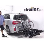 RockyMounts Hitch Bike Racks Review - 2014 Kia Sorento
