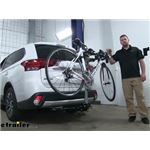 Rola Hitch Bike Racks Review - 2018 Mitsubishi Outlander
