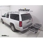 Rola Dart Folding Hitch Cargo Carrier Review - 2014 Chevrolet Suburban