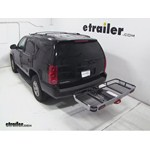 Rola Dart Folding Hitch Cargo Carrier Review - 2013 GMC Yukon