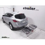 Rola Dart Folding Hitch Cargo Carrier Review - 2013 Nissan Murano