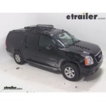 Rola Roof Cargo Basket Installation - 2014 GMC Yukon XL