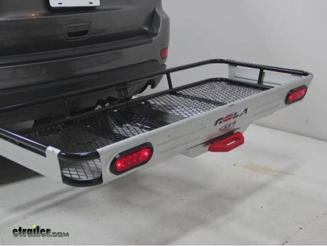 Install Rola Cargo Carrier Led Light Kit on Wiring Harness For Trailer Hitch Kit