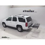 Rola Dart Folding Hitch Cargo Carrier Review - 2014 Chevrolet Tahoe