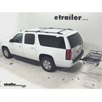 Rola Dart Folding Hitch Cargo Carrier Review - 2013 Chevrolet Suburban