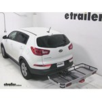 Rola Dart Folding Hitch Cargo Carrier Review - 2013 Kia Sportage