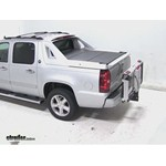 Rola Dart Folding Hitch Cargo Carrier Review - 2013 Chevrolet Avalanche