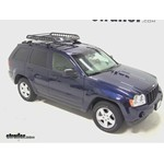 Rola Roof Cargo Basket Installation - 2005 Jeep Grand Cherokee