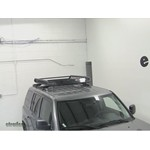 Rola Roof Cargo Basket Installation - 2012 Jeep Patriot