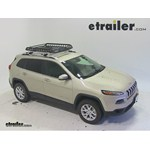 Rola Roof Cargo Basket Installation - 2014 Jeep Cherokee