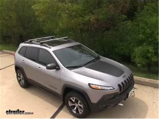 Rola Sport Series Roof Rack Review 2017 Jeep Cherokee Video