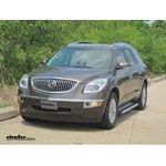 Westin Running Board Installation - 2009 Buick Enclave