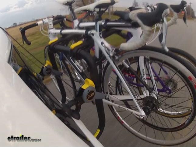 Saris Bones Rs 3 Bike Rack Review Video