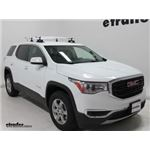SeaSucker Roof Rack Review - 2017 GMC Acadia