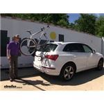 SeaSucker Komodo Trunk Bike Rack Review - 2010 Audi Q5