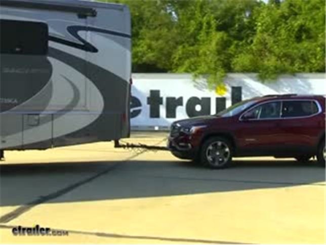 SMI Stay-IN-Play DUO Braking System Installation - 2017 GMC Acadia ...