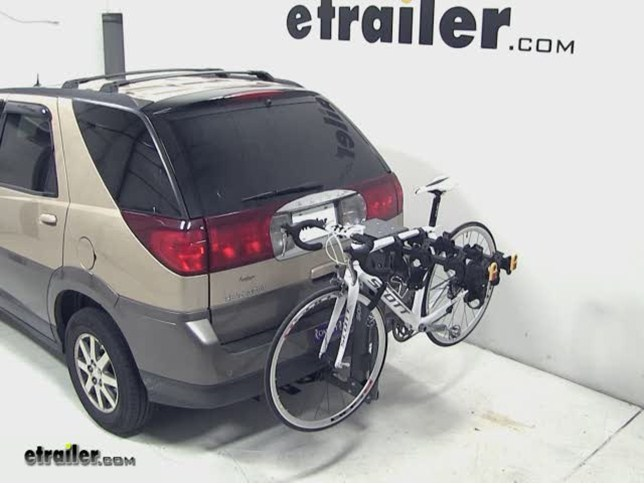 Softride Dura Hitch Bike Rack Review - 2004 Buick Rendezvous