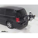 Softride Dura Hitch Bike Rack Review - 2012 Dodge Grand Caravan