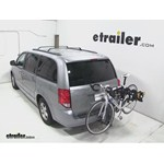Softride Dura Hitch Bike Rack Review - 2013 Dodge Grand Caravan