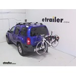 Softride Dura Hitch Bike Rack Review - 2013 Nissan Xterra