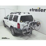Softride Dura Hitch Bike Rack Review - 2012 Nissan Xterra