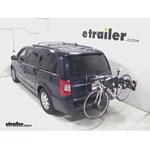 Softride Dura Hitch Bike Rack Review - 2014 Chrysler Town and Country