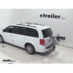 Softride Dura Hitch Bike Rack Review - 2014 Dodge Grand Caravan