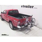 SportRack Platform Style 2 Bike Rack Review - 2014 Toyota Tacoma