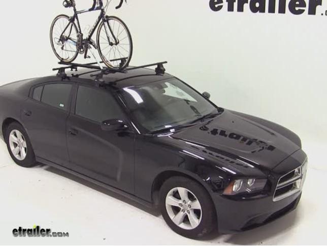 Sportrack Nomad Frame Mount Bike Carrier Roof Mount
